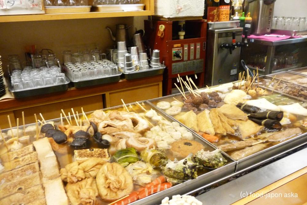 「赤玉 金劇パシオン店」通はパシオンに行く!の法則。名物5つは必ず食すべ~し!カニ面、牛すじ、茶飯は出汁がけで