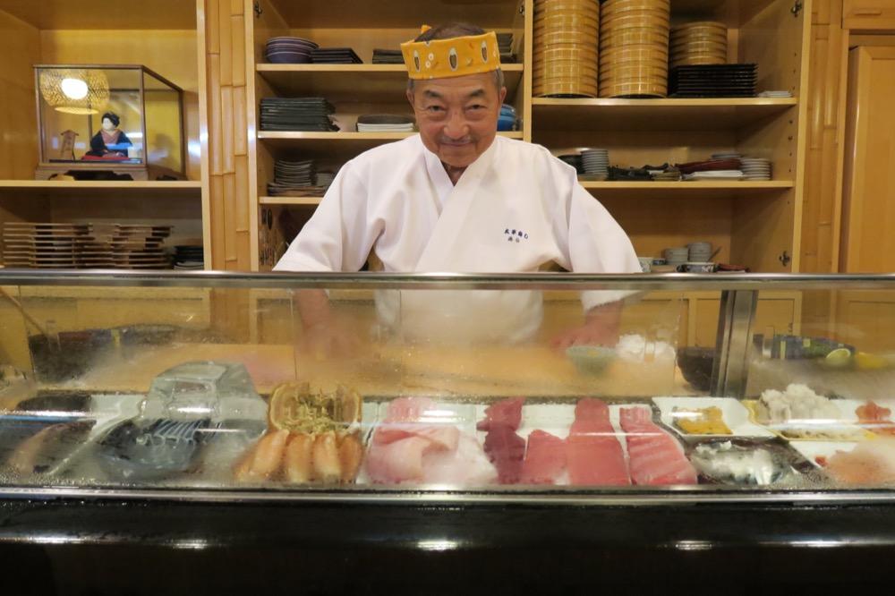 「太平寿し」独創的なすしの快進撃!1つの魚を2つの異なる味わいで!大将の人柄も魅力