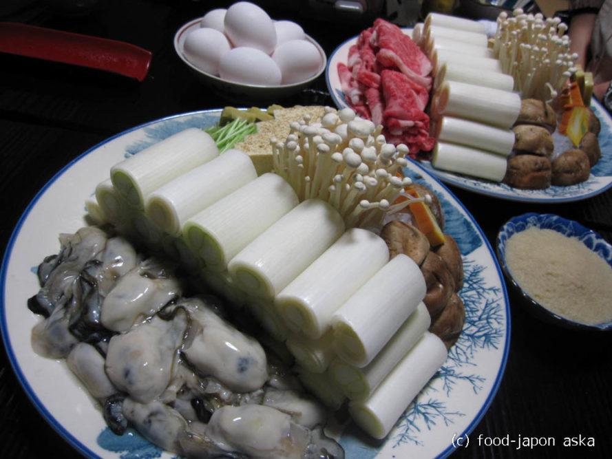 「みふく」金沢が誇る究極の鍋。生姜味噌仕立ての牡蠣鍋。牛肉も両方食べるべし~金沢冬の風物詩。予約困難