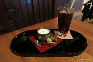 「三味(しゃみ)」おちらし黒糖ゼリーが絶品!東山でお三味線の音色を聴きながら~金沢イチオシ和カフェはここ!