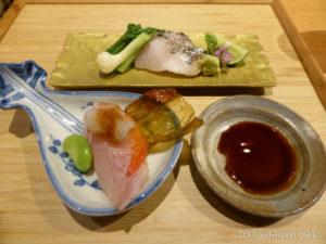 「嗜季(しき)」金沢若手和食料理人でトップクラスの実力だと思う。季節を追って訪れたい!多皿構成のコースが面白い