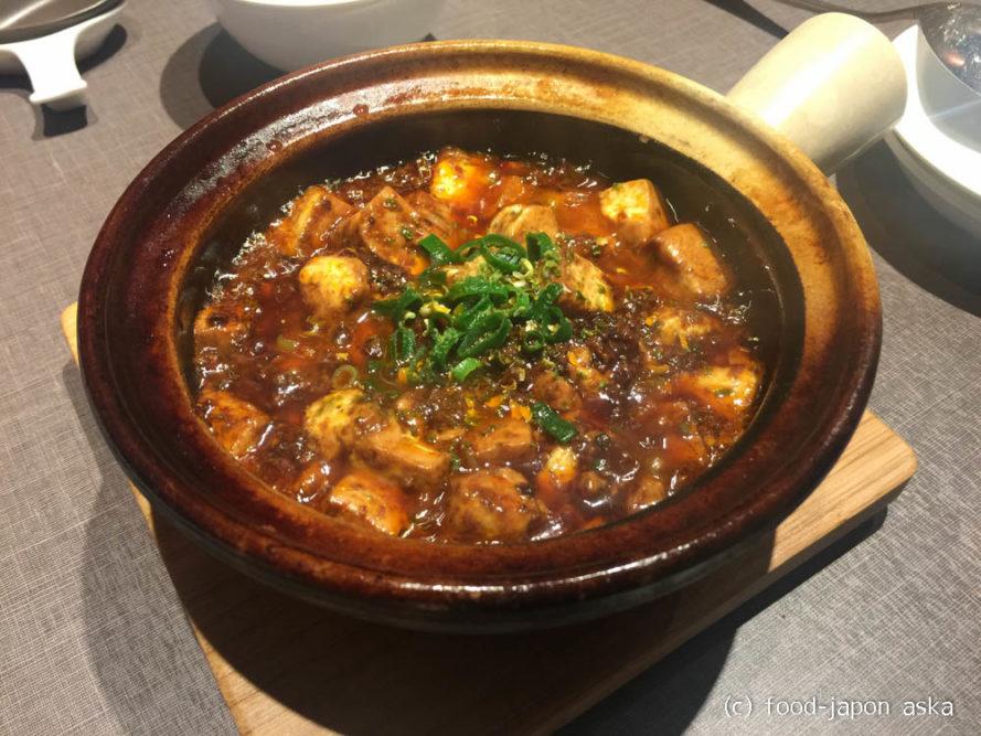 「桃花片」零式(ぜろしき)麻婆豆腐と皮付き豚肉クリスピー焼きが美味!こんなところに良店があったなんて