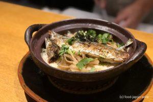 「酒屋 彌三郎(やさぶろう)」本多町に古民家リノベーションのい〜いお店が。旬食材がこんな繊細な料理に!