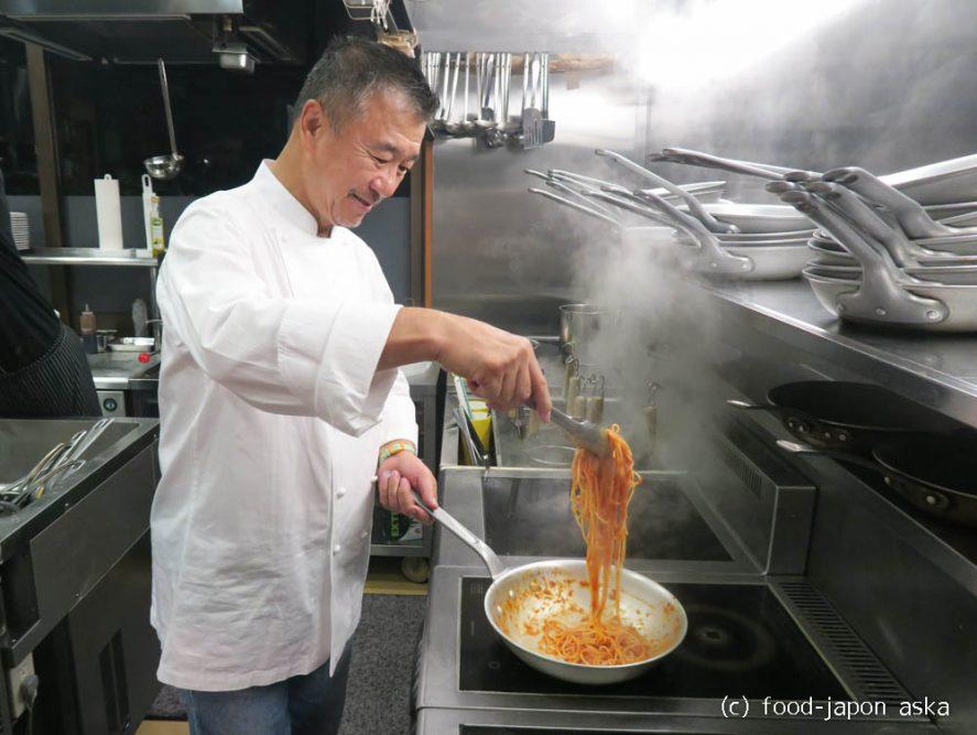 【閉店→金沢店オープン】「LA BETTOLA da Ochiai Toyama」富山食材のベットラ!見た目シンプルで味わい深い!落合シェフらしさが詰まっている。雰囲気はリストランテ