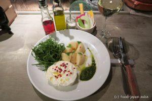 「チカーラ」シンプルだが記憶に残る、力強く繊細なトスカーナの郷土料理。Tボーン、モッツァレラブラータは必食