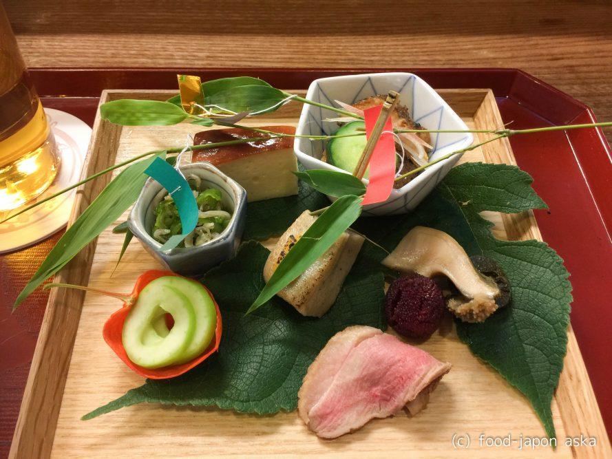 「御料理ふじ居」富山で外せないのがここ!和食のスピリットと独自性。日本料理には風土と旬、文化と美しさが不可欠だということを教えてくれる