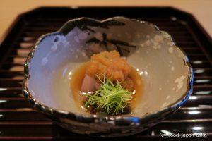 「日本料理 山崎」北陸で唯一の3ツ星獲得店!意表を突くおいしさの置き方に惚れ惚れ。ホスピタリティーの高さもさすがです。