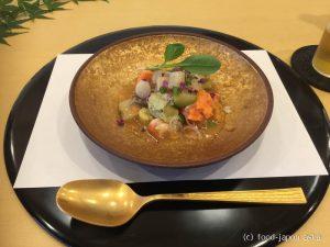 「魚串 比那(びな)」酒肴南山がコース料理のお店にリニューアルオープン!ツボを尽く魚料理に新しい風が吹き込んだ