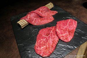 """「大将軍hanare」富山の焼肉店、肉のプロの本領発揮の""""離れ""""が面白い。希少部位がフルコースで食べられる!新発見あって刺激になる"""