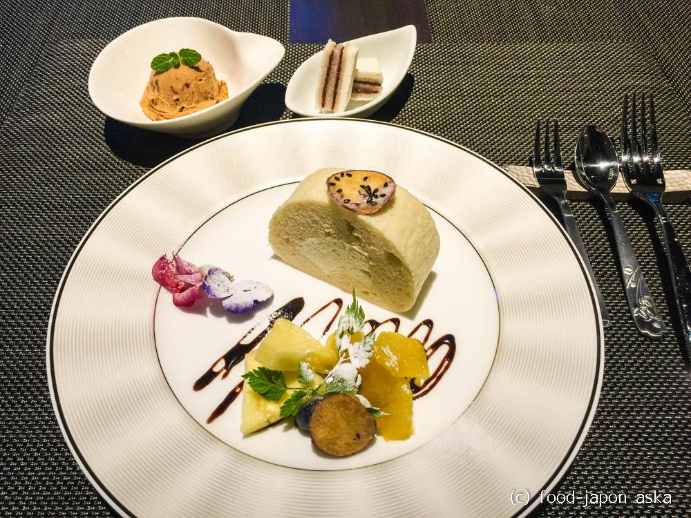 「薪の音 金澤」富山の人気オーベルジュが東山に2組限定の別邸をオープン。ティーサロンは宿泊なしでも利用可!必ず食べたい五郎島金時ロールケーキと干し柿クリームクッキーサンド