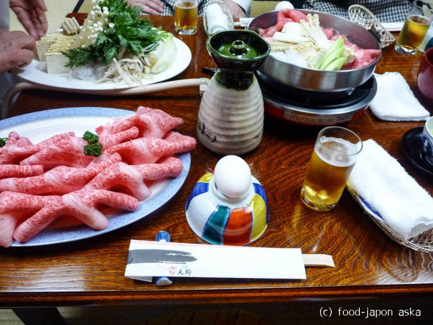 「天狗中田本店」冬季限定の絶品すき焼き!ハードル高いけど食べたい~肉専門店のおいしさに浸る