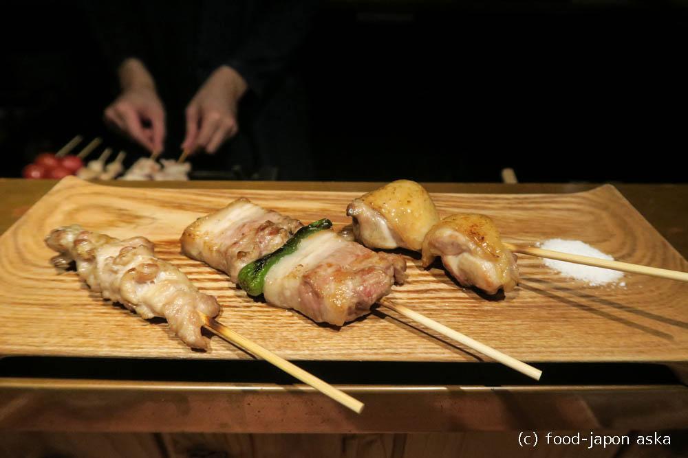 「鶏とまつば」七尾にこんなカッコイイ焼鳥店が!銘柄鶏や地鶏を明治期呉服屋さんリノベーション空間で!