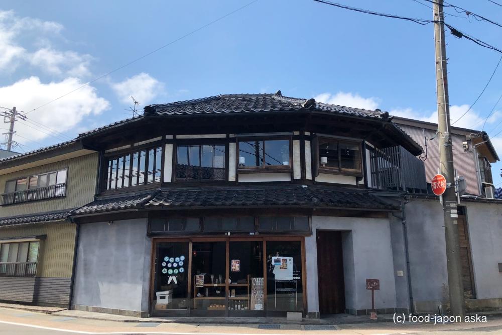 「カフェuchikawa六角堂」富山新湊エリアに大人のためのステキなカフェあり!築70年の畳屋さんをリノベーション。オーガニックへのこだわり。荒屋カレーもオススメ!