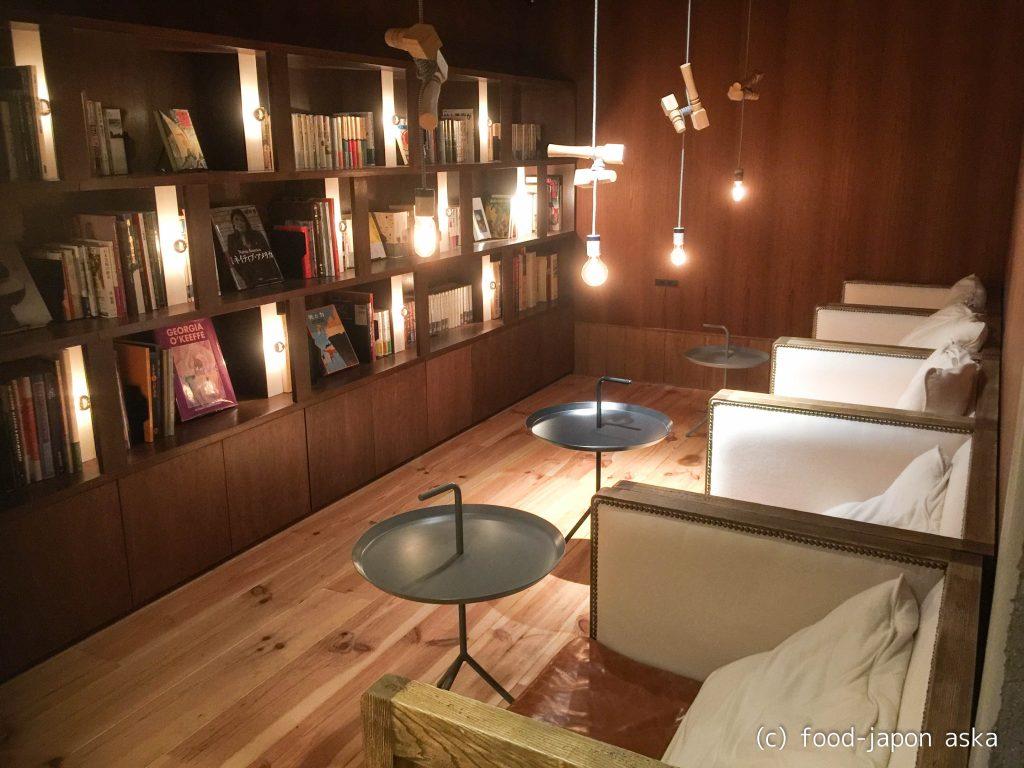 「zuiun 金沢店」こちらの店舗は飲食フロアあり。地下一階がステキなブックカフェになっている~人知れず隠れ家に籠りたいときに(カフェ利用にて訪問)