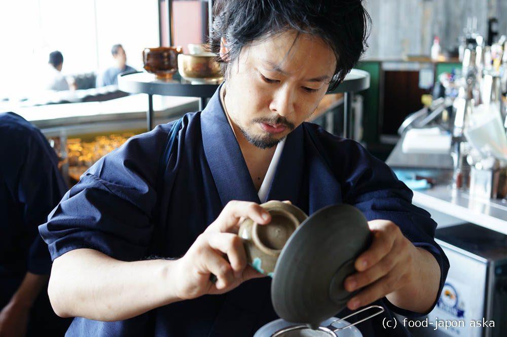 (Special Event)「MIXOLOGY MUSEUM お茶会」世界のミクソロジスト南雲主于三氏によるミクソロジーイベント今回はなんとお茶会。私は吟味食材でフードペアリング