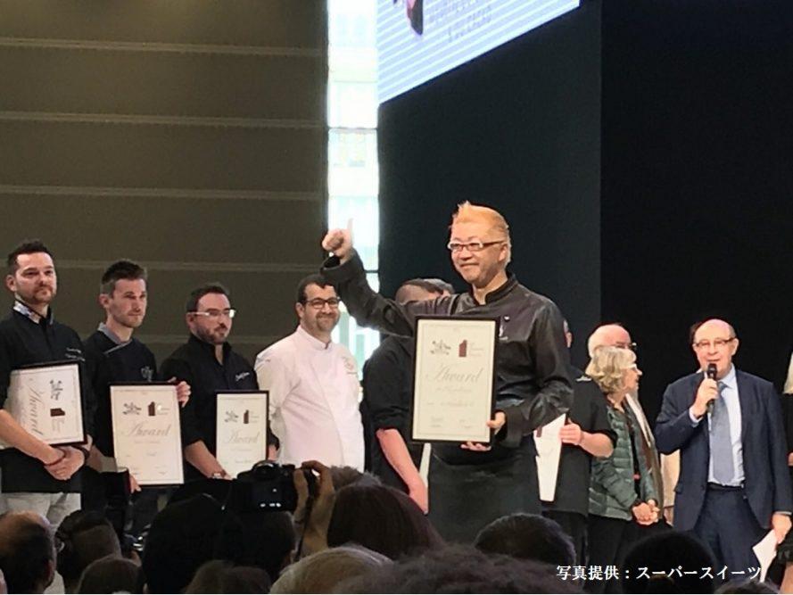 (News)辻口博啓氏「サロン・デュ・ショコラ パリ」にて5年連続最高格付け受賞の快挙!さらにアワードのエクセレントを獲得!今年のショコラは・・・