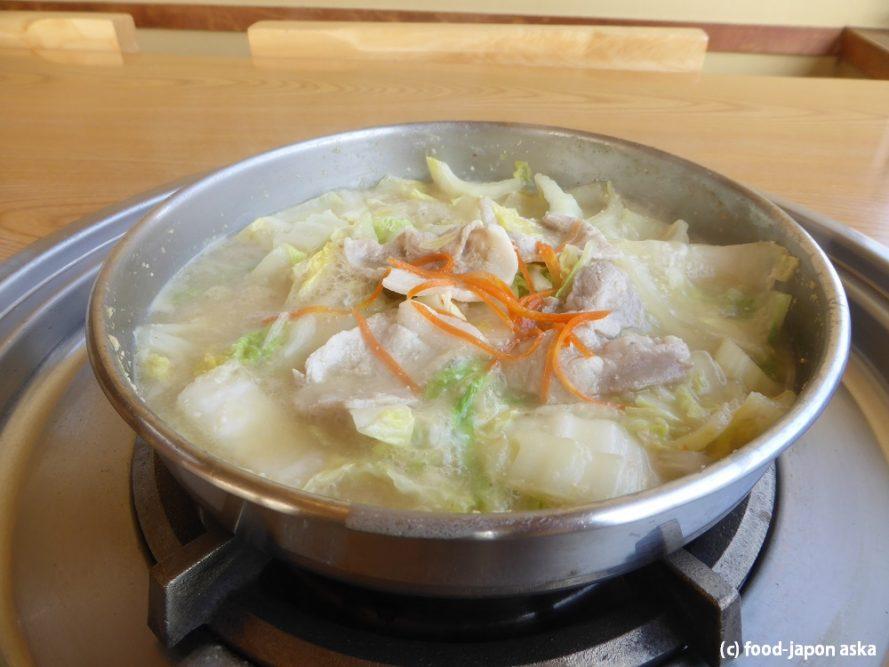「まつや 桂店」石川県民食!金沢でまつやのとり野菜みそ鍋が(お店で)食べられるのはここだけ