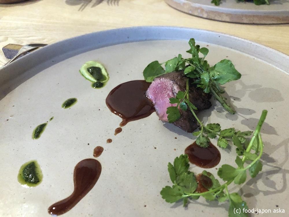 「respiracion (レスピラシオン)」町家モダンスパニッシュ。3人のシェフのロマンが詰まったレストラン。地物食材が変身!細部まで凝っていて味わいどころ多し