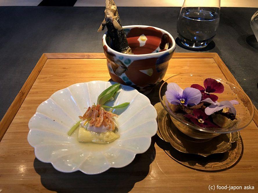 「東山和今」待ってました!今井友和さんの独立店。ひがし茶屋街裏手にオープン!一皿ごとにいちいち感動ある前衛的な和食