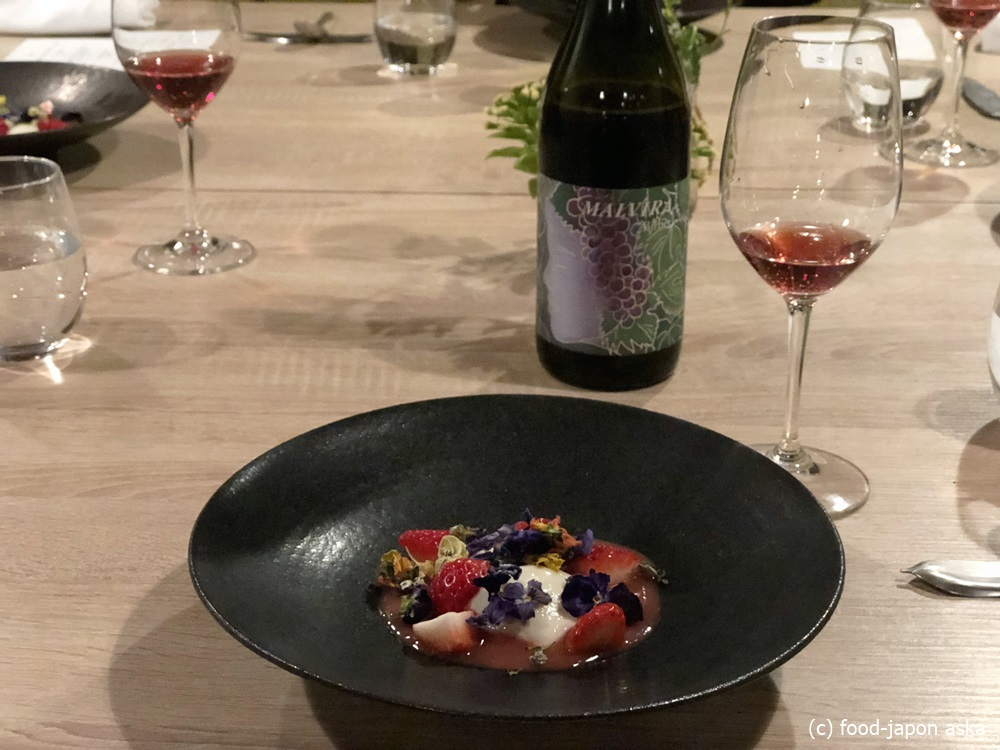 「villa della PACE(ヴィラ・デラ・パーチェ)」能登食材を使ったモダンイタリアン七尾に!シェフは東京から能登移住。ワインペアリングもオススメです。