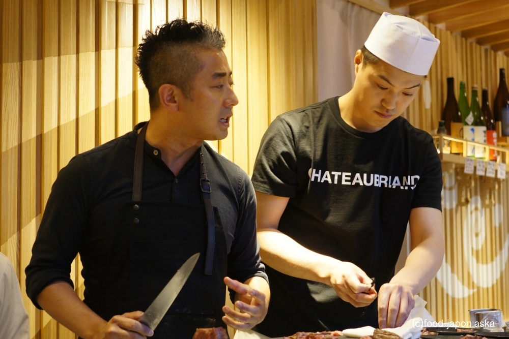 「SUSHIMAFIA in 金澤」世界のWAGYUMAFIAと金沢のすしのセッション!和牛×雲丹×キャビアのトリコロールなどなど豪華すぎて目眩がぁ〜