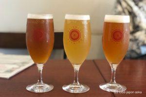 「オリエンタルブルーイング」ひがし茶屋街の入り口で出来立てのクラフトビールが飲めちゃう!醸造所が店内奥に。新名所!