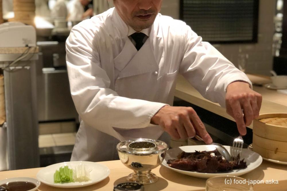 """「YAUMAY(ヤウメイ)」絶品の""""腸粉(チョンファン)""""とは?スーンシェフのスペシャリテがついに日本でも食べられる。シェフズテーブルでの特別コース開始!"""