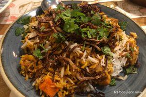 「AASHIRWAD(アシルワード)」金沢インドネパール料理オススメはここ!ビリヤニうまいな〜!ベジタリアン対応可にも助かっている海外ゲスト多いらしい
