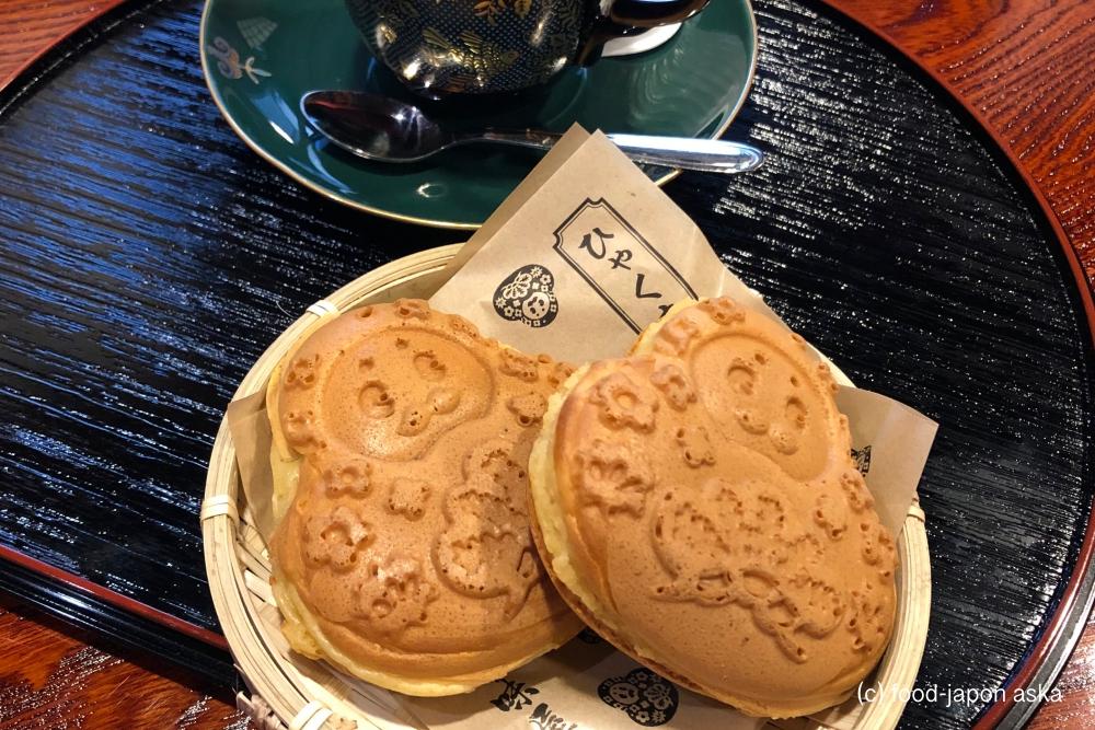 ひゃくまん焼き「多華味屋」東山に4/1オープン!こんなの待ってた!ひゃくまんさんの形をした新名物。あんこカスタードに桜あん、豆腐レアチーズおすすめ