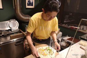 「サリーナ」【窪から香林坊に移転】石川県で唯一の真のナポリピッツァ協会認定店。奥能登の角花さんの塩を使用。ナポリの季節感が感じられる食材使いも必見