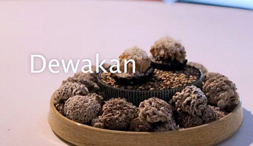 「Dewakan」マレーシア クアラルンプール |Dewakan, Kuala Lumpur Malaysia
