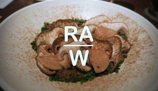 「RAW」台湾 台北|RAW, Taipei Taiwan